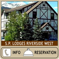 Summit Peaks Lodge Riverside West