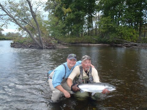 Fishing in the area around our Lodges  